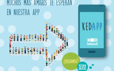 Una App para interactuar con los usuarios del centro comercial
