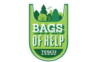 Fines benéficos para la venta de las bolsas de plástico