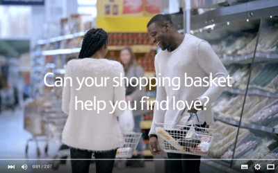 Basket dating: citas en base a la cesta de la compra