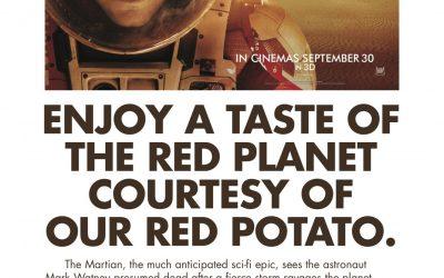 Unas patatas de cine