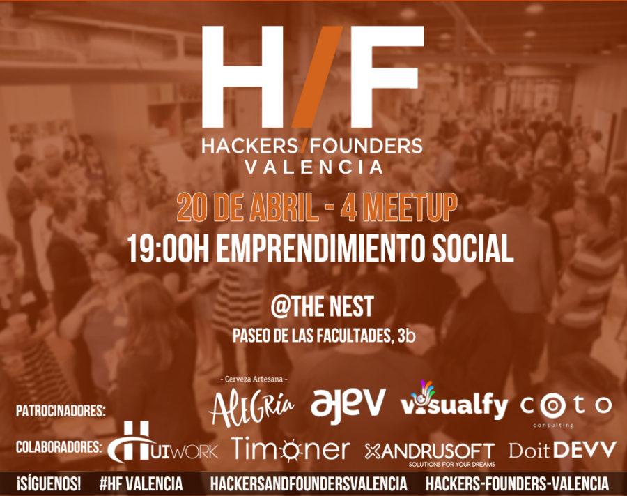 Hackers & Founders emprendimiento social 20_04_2017