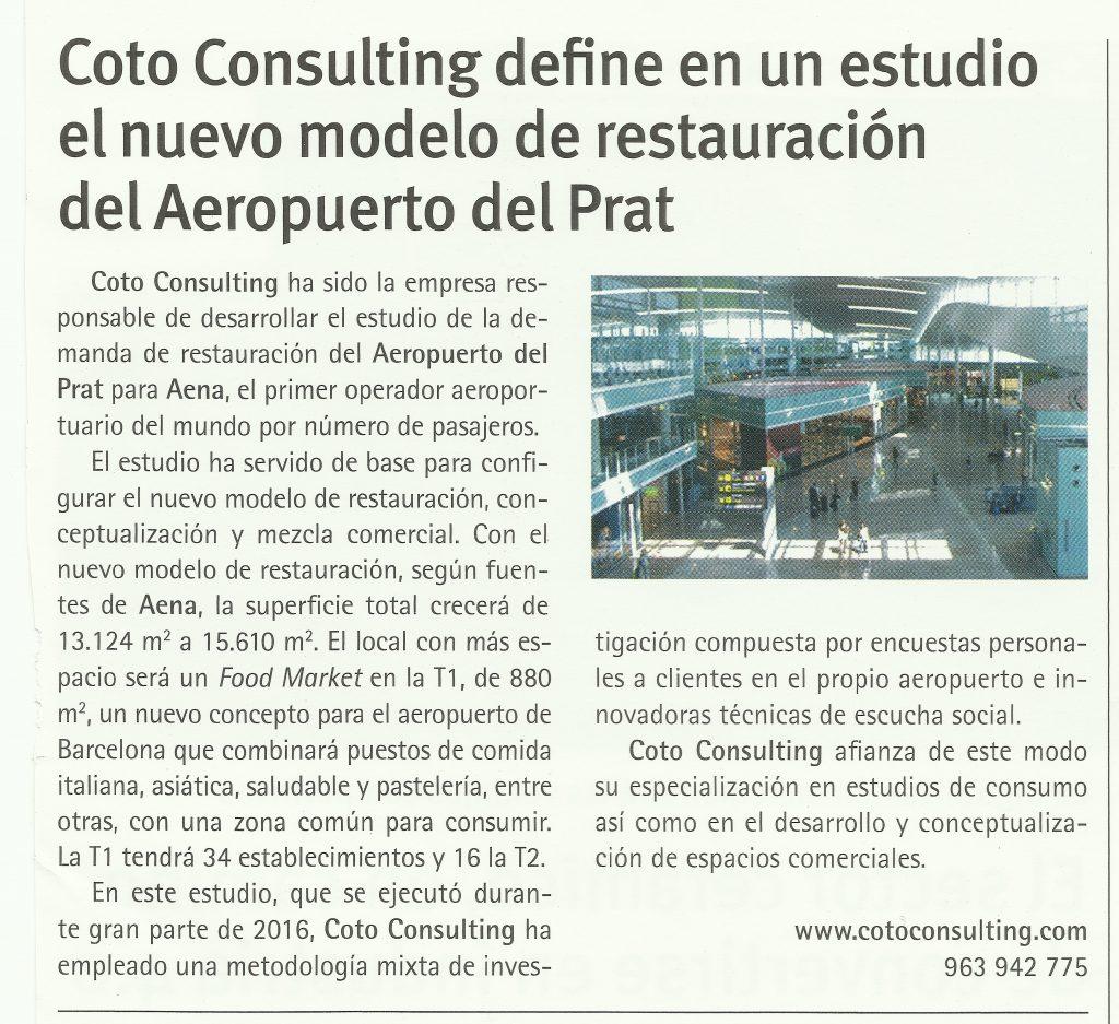 economia 3 noticia estudio AENA El prat