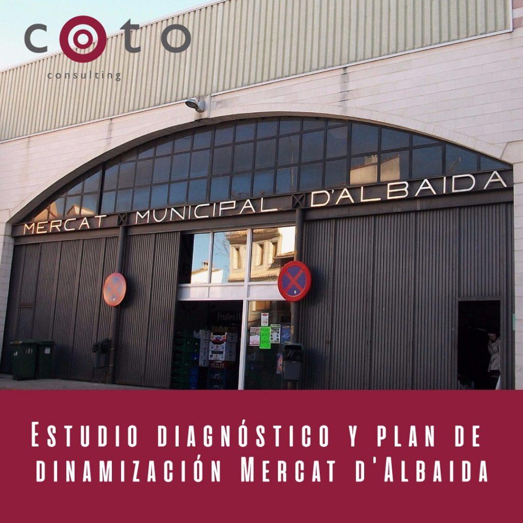 plan de dinamización Mercat Municipal d'Albaida