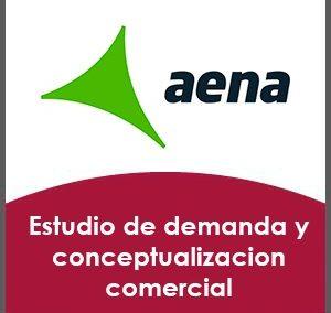 Estudio de demanda y conceptualización comercial Aeropuerto El Prat