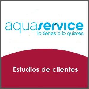 estudios de satisfacció de clientes Aqua Service