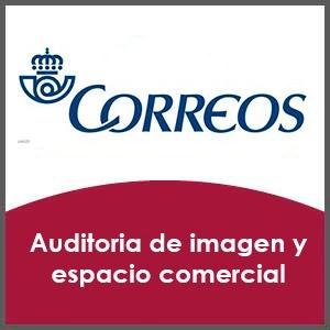 Auditorias de imagen y espacios comerciales de las oficinas de Correos
