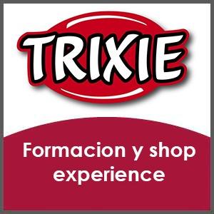 """Shop Experience y formación. Estudios de experiencia de compra en el sector mascotas y desarrollo y difusión del modelo """"Trixie tiendas con suerte"""". Importación de jornadas sobre mejora de la experiencia de compra (Shop Experience) a retailers de toda España."""