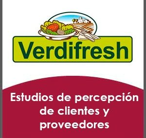 Estudio de clientes y proveedores
