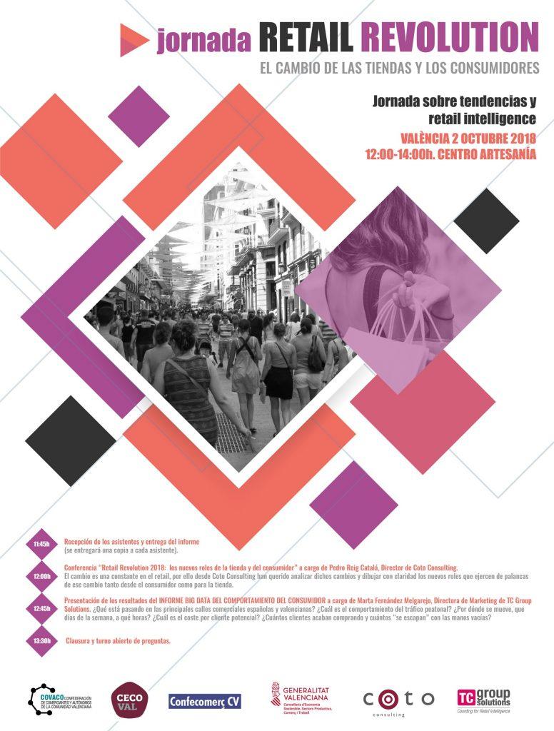 jornada retail revolution 2018 en valencia