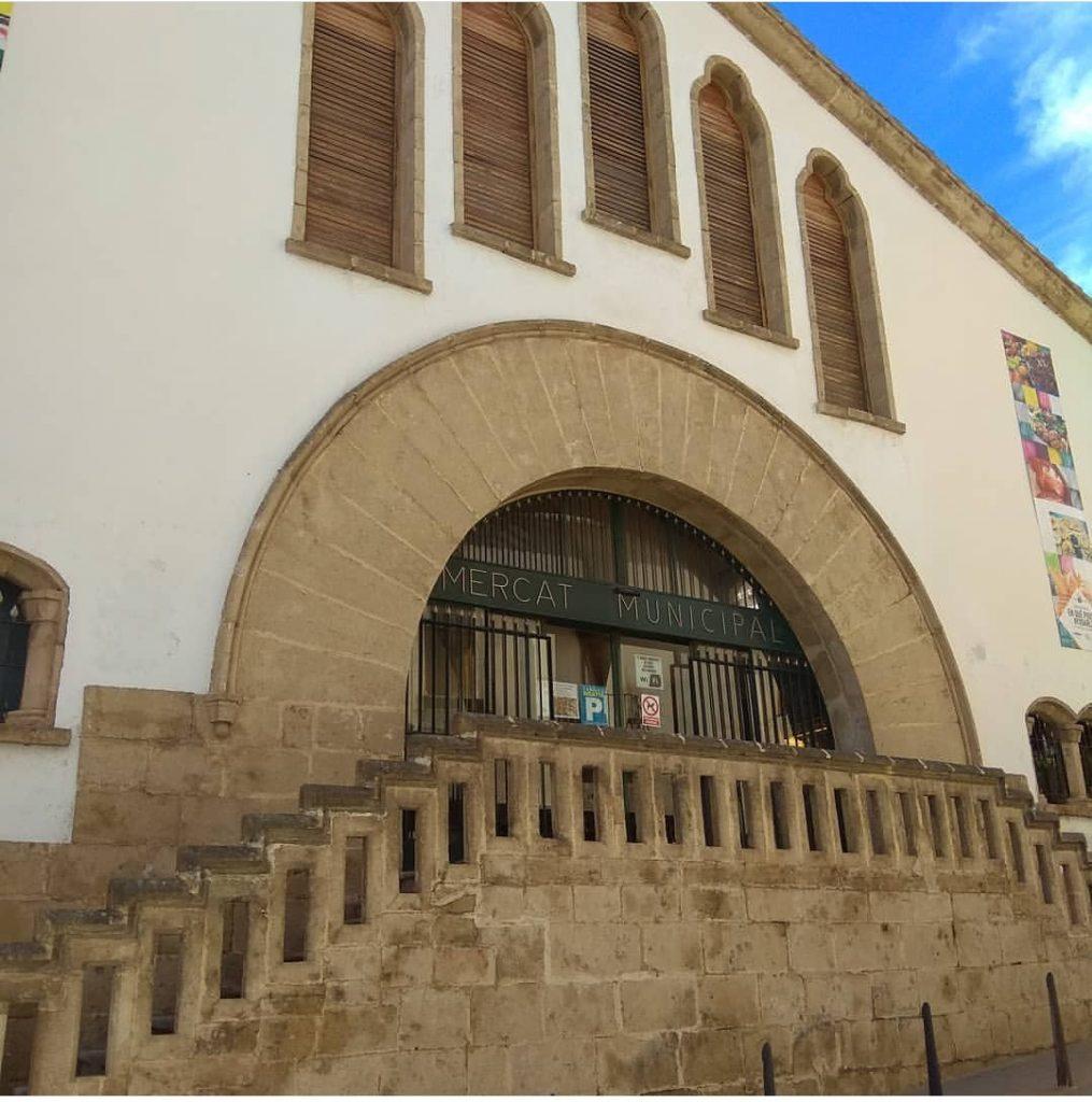 Estudio de Mercado sobre Mercado Municipal de Xábia