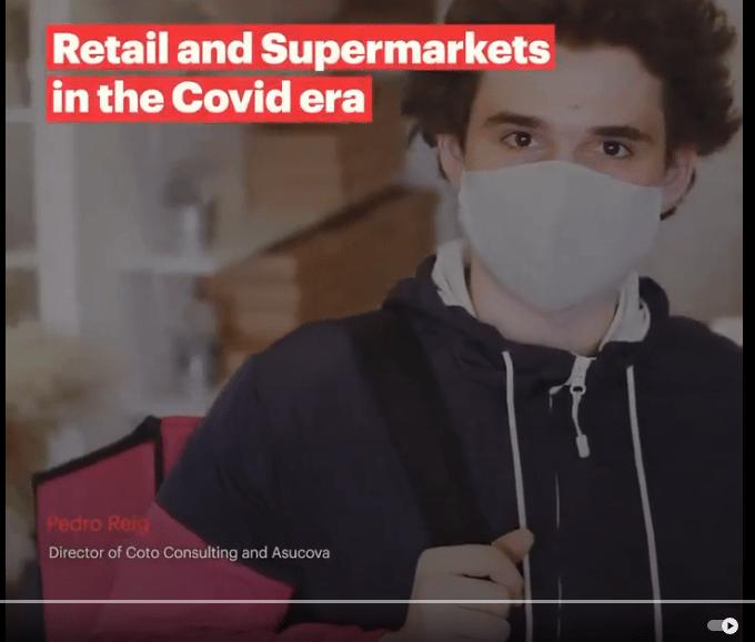¿Cuál es el estado actual del comercio minorista y los supermercados en la era Covid?