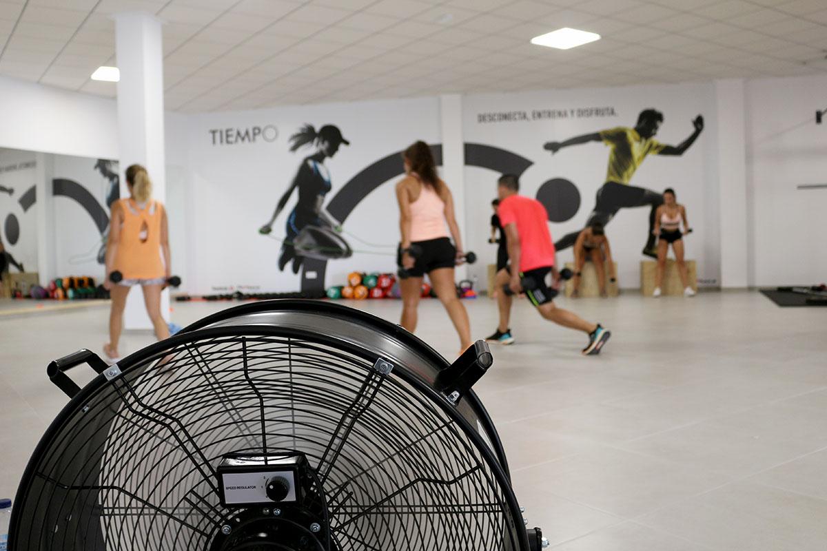 Tiempo Personal Training Center