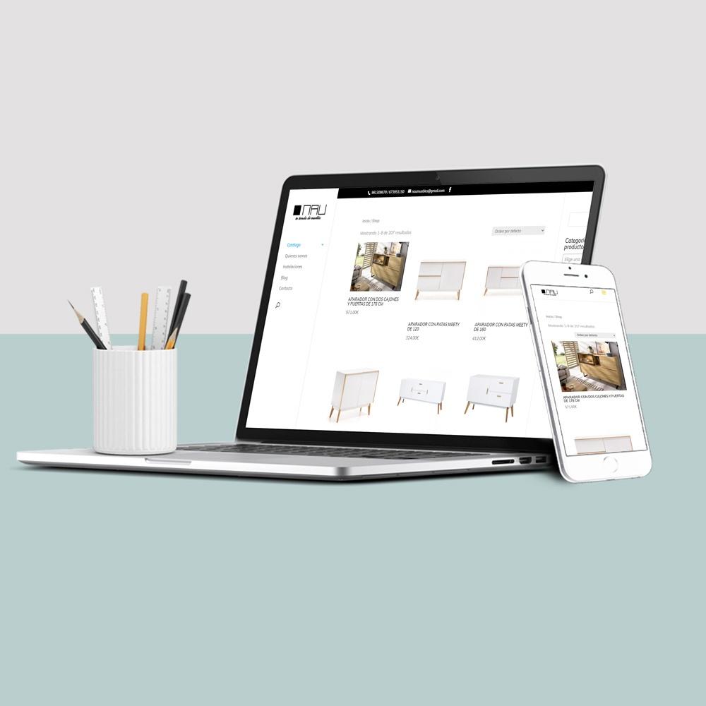 Tienda Online Catálogo Valencia
