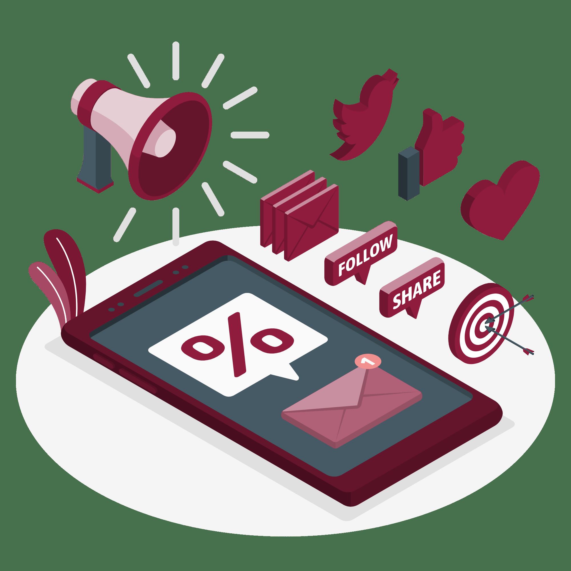 Curso-herramientas-redes-sociales-vector